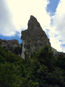 Aguglia - die Route