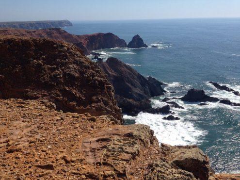 Portugals Küste
