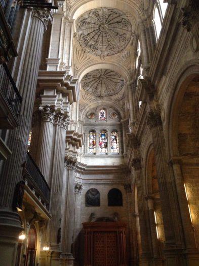 In der Catedral de La Encarnación