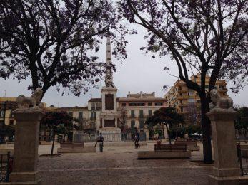 Im Zentrum Málagas