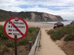 Portugal: Verbotene Tiere sind verboten