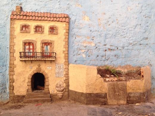 Spanien: Zu Hause für die Katze