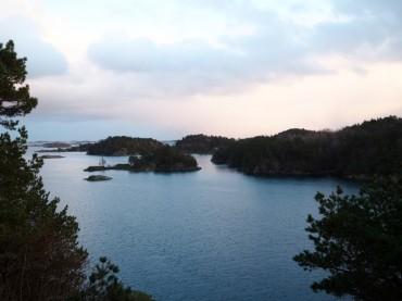 Bei Ålo in Norwegen
