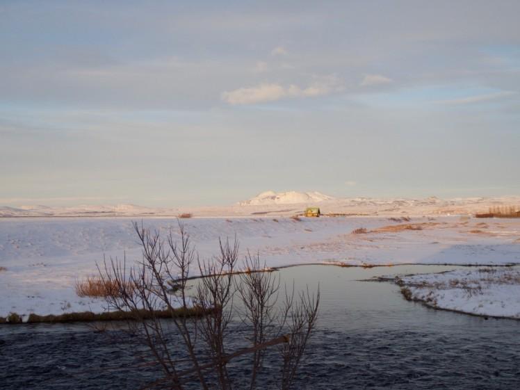 Seljalandsfoss Umgebung