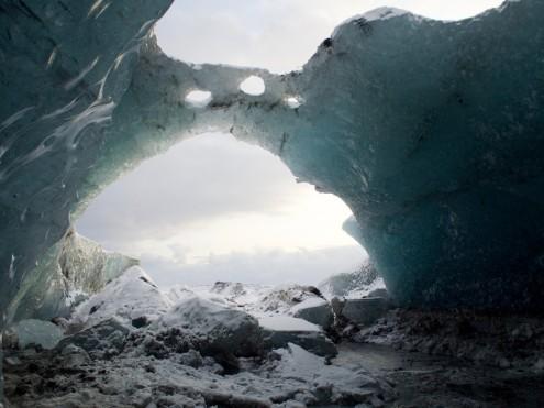 Eishöhle Breiðárlón