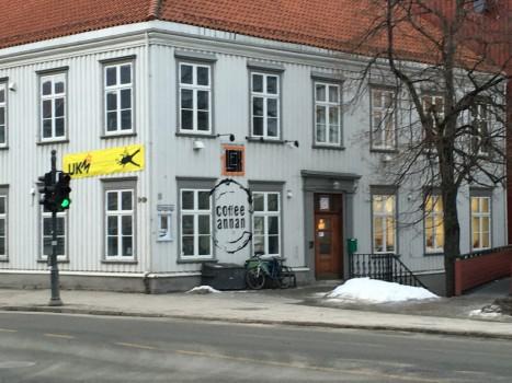 Trondheim (Norwegen): Coffee Annan *lol*