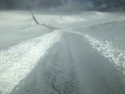 Weg zum Nordkap