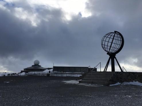 Besucherzentrum am Nordkap