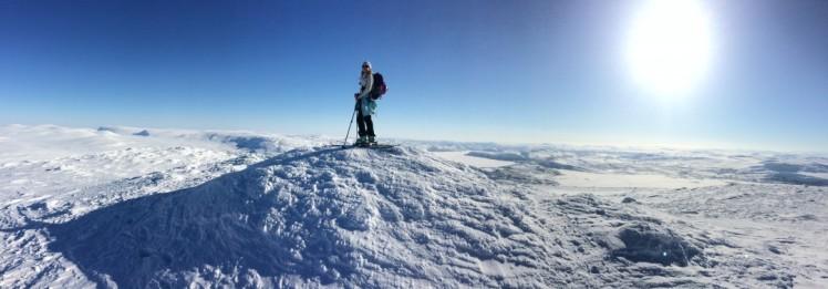 Saana Gipfel