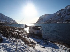 Bei Liland auf den Lofoten