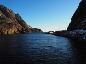 Im Süden der Lofoten