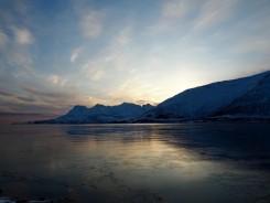 Sonnenuntergang II auf den Lofoten