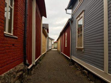 Engste Straße Finnlands: Kitukränn