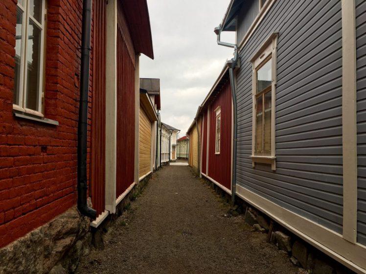 Engste Straße Finnlands