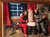 Ist das etwa Mika beim Weihnachtsmann???? :)
