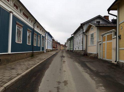 Raumas Holzhausviertel