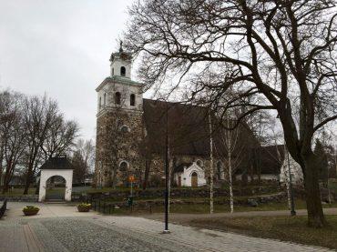 Heilig-Kreuz-Kirche in Rauma