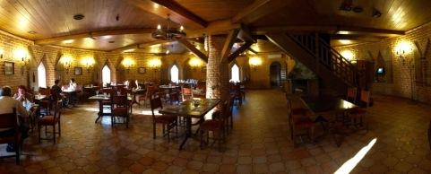 Im Old-Tower-Restaurant