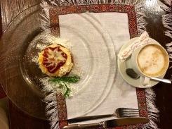 Im Old-Tower-Restaurant: Dessert Kuchen&Kaffee