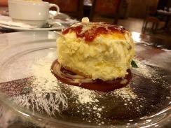 Im Old-Tower-Restaurant: Dessert Cheesecake