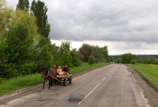 ukrainisch Straße