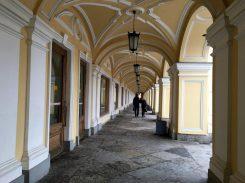 Einkaufsmeile Sankt Petersburg