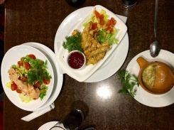 Essen in Pskow
