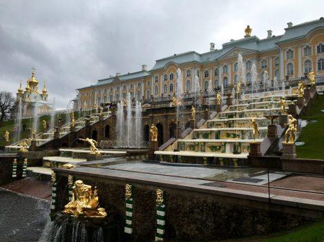 Schloss Peterhof