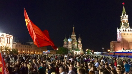 V-Day in Moskau