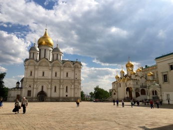 Cathedral Square im Kreml