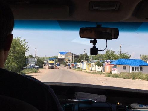 ukrainisch-moldawische Grenze