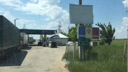 moldawische Grenze