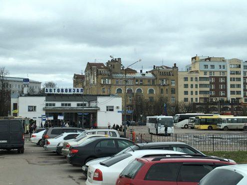 Gebäude mit Versicherung in der 2. Etage in Wyborg