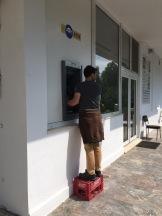 Ein Geldautomat nur für Große