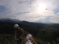 Klettersteig Ziel