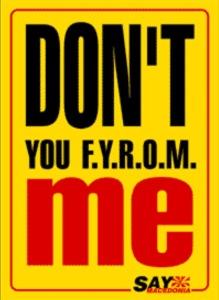 Ich bin kein FYROMER!