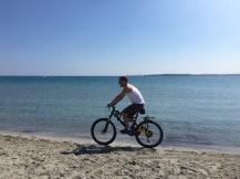 Radtour auf Limnos