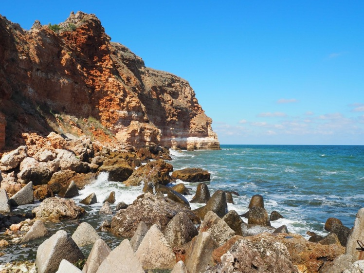 Bulgarien: Stellplatz direkt am Schwarzen Meer