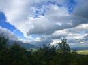 Regenbogen über Kosovo