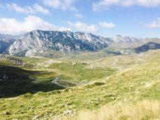 Montenegro auf der R14