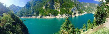 Montenegro - Fluss Piva