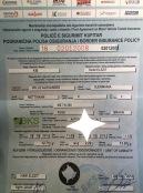 Haftpflichtversicherung Kosovo