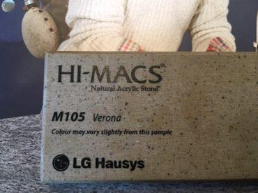 Acrylstein von LG Hausys