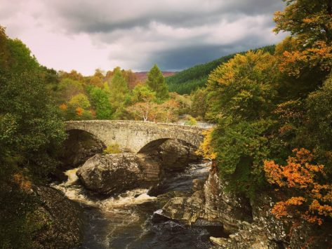 Scotland: Inverness-Invermoriston