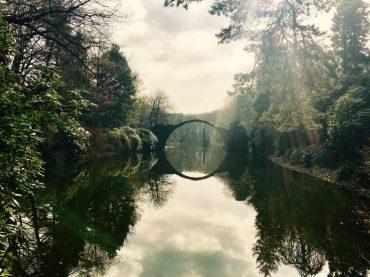 Rakotzbrücke, Gablenz