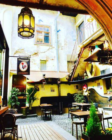 Jazz-Bar in Vilnius
