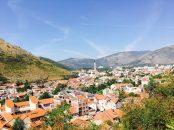 Mostar von oben