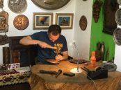 Handwerker in Mostar