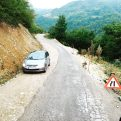Die M-18 von BiH nach Montenegro