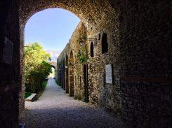 In der Festung von Gjirokastër